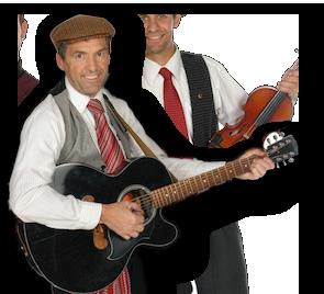 Gilbert w guitar