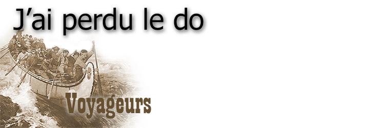JAI PERDU LE DO