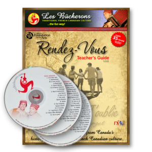 Rendez-Vou's Teacher's Guide - FULL