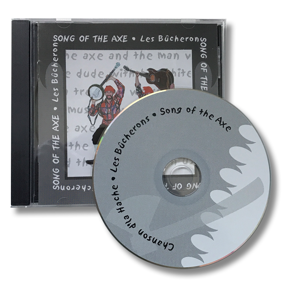 Song of The Axe CD
