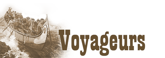 Portal Heading - Voyageurs